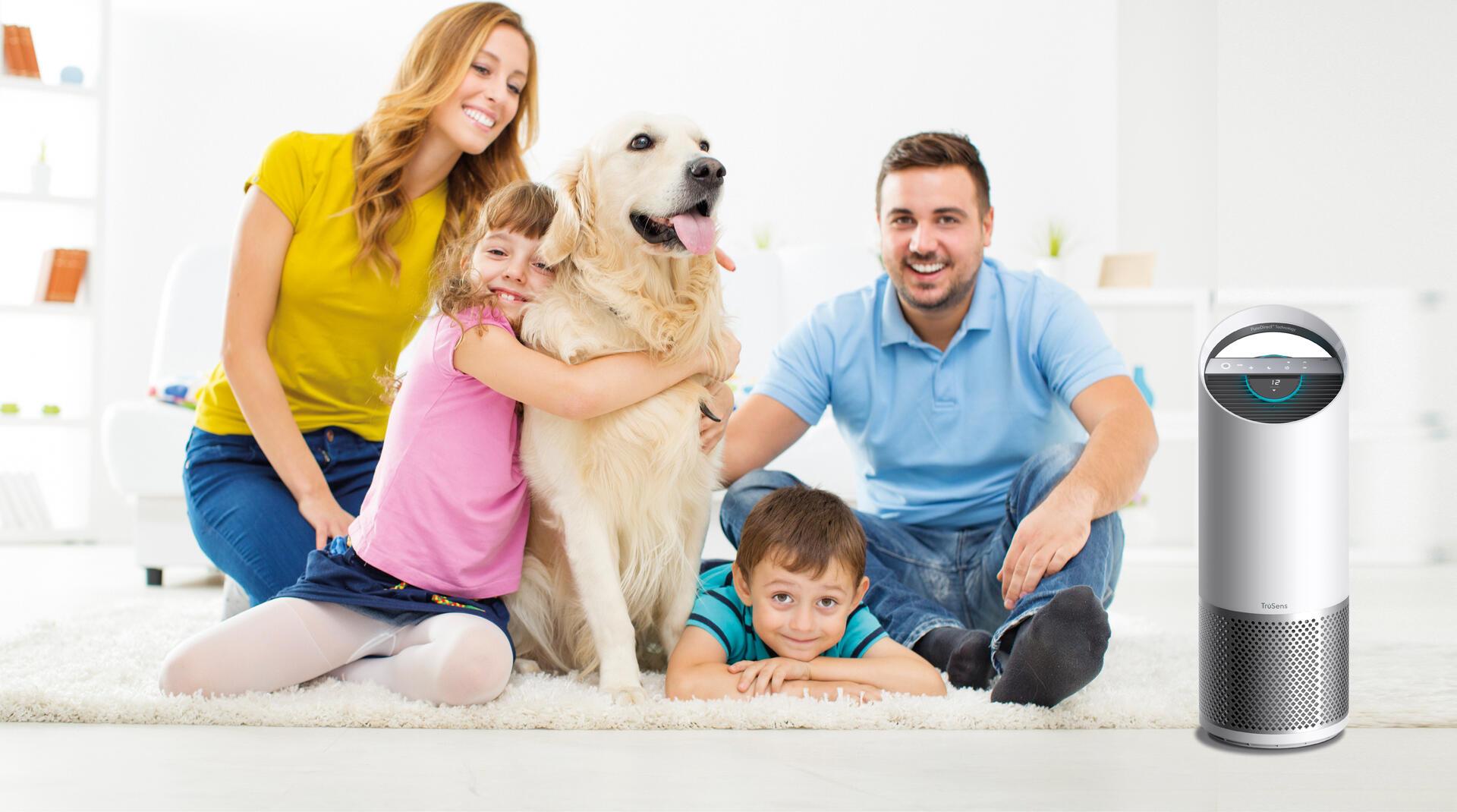 Čistý vzduch - rodina