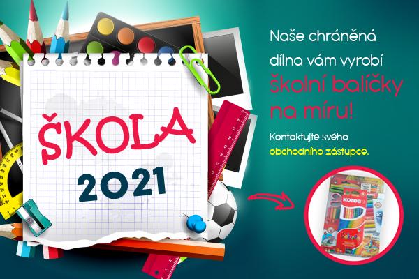 Leták Škola 2021