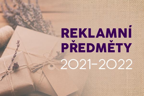 Reklamní předměty 2021/2022