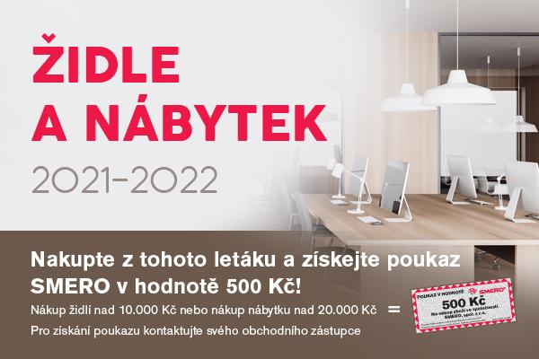 Židle a nábytek 2021/2022
