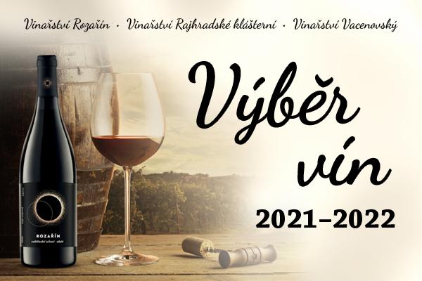 Vína 2021-2022
